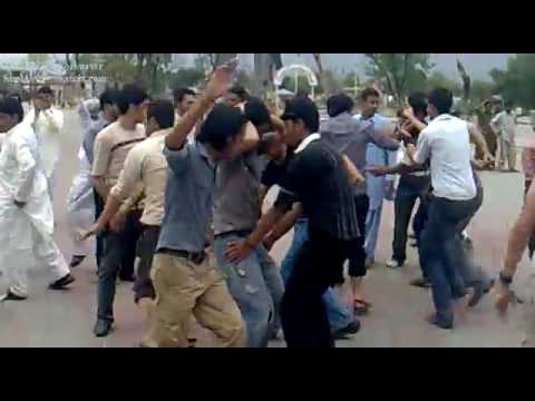 HAZARA UNIVERSITY MANSEHRA BBA 6TH DANCING IN DAMAN E KOH