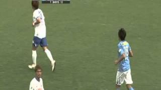 2010/10/3 VS横浜Fマリ戦 主審 吉田 寿光 これにノーカード 古賀にはレ...