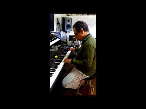 SOMEWHERE OVER THE RAINBOW - piano Beto Santos Junior