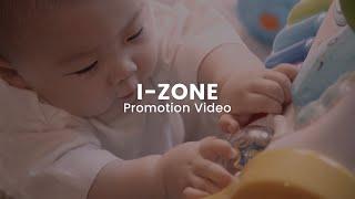 아이존(izone) 아기체육관&걸음마학습기