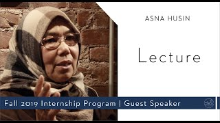 Asna Husin on Peace Education