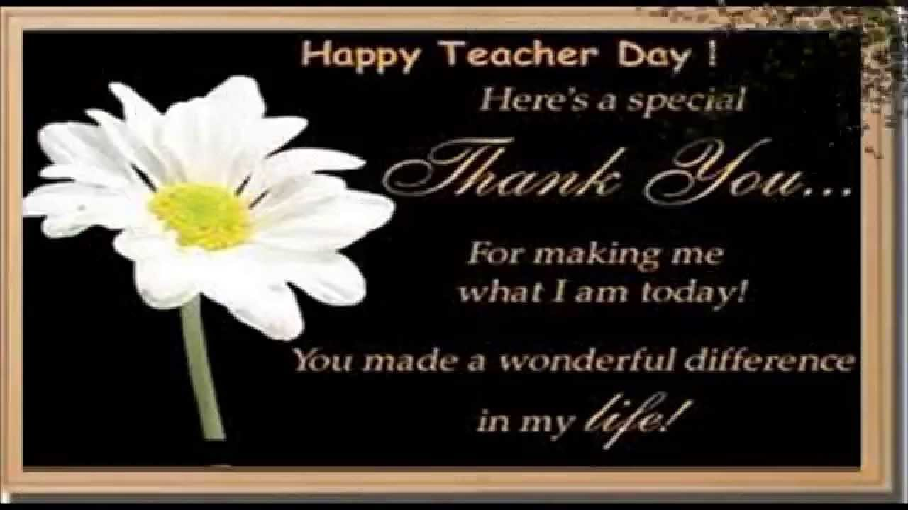 Happy teachers day 2015 wishes quotes sms greetings whatsapp happy teachers day 2015 wishes quotes sms greetings whatsapp video youtube stopboris Images