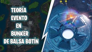*NEW THEORY* Bunker Event in Booty Raft Fortnite Battle Royale