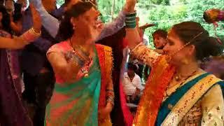 Best Pahari Kumaoni Garhwali wedding dance and music Must Watch