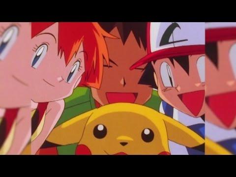 Fun with Ash, Misty, and Brock on Pokémon TV!