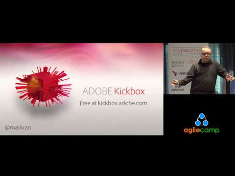 "AgileCamp 2016 Silicon Valley: ""Innovation Revolution: Thinking Inside the Box"" - Mark Randall"