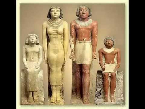Ancient Egyptian were not Africans (We Egyptian people are not black people)