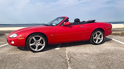 Classic Jaguar XKR Review | Auto Fanatic