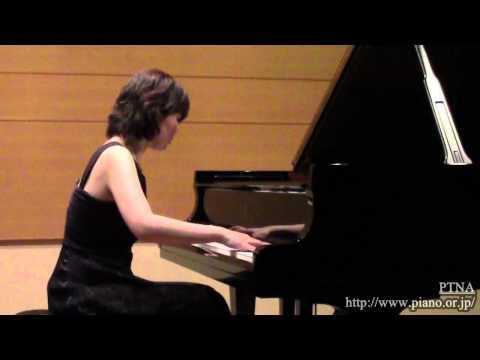 "Bortkiewicz: 4 Pieces No.2 ""Etude"" Op.3 Pf. 上野優子"
