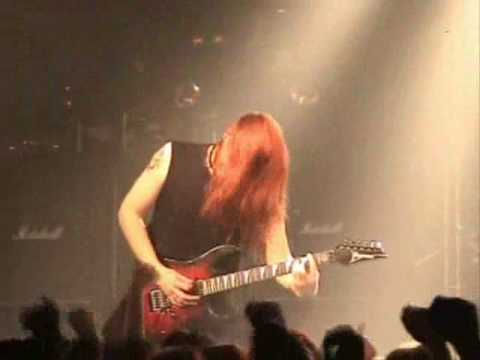 19 Wolf & Raven: SonatAArcticA - Live in Hiroshima 2003