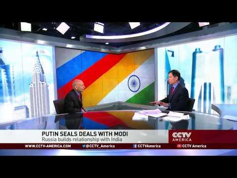 Anil Gupta Discusses Russia-India Relations