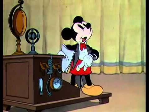 Mickey Mouse  Mickey's Amateurs  1937