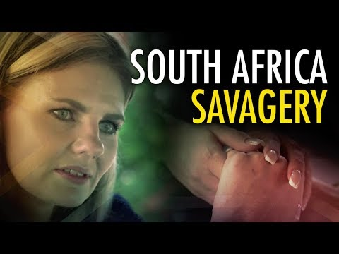 Katie Hopkins: This South African woman saw her husband killed, then...