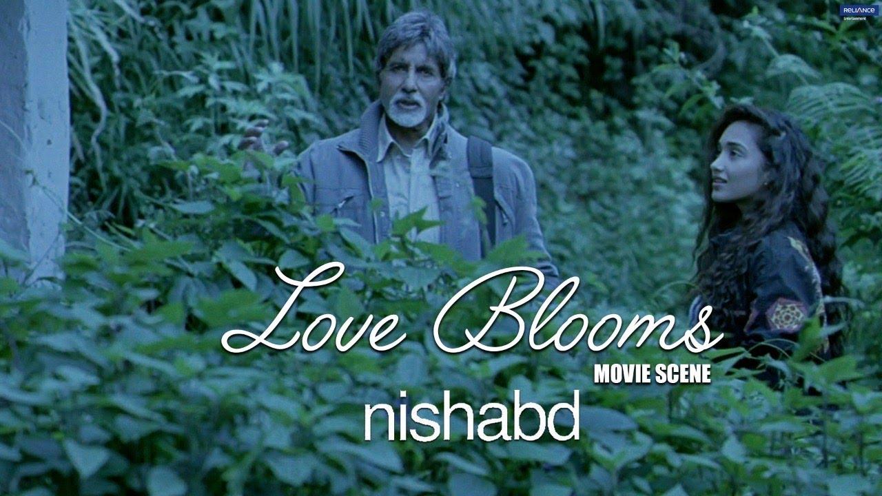 Download Love Blooms   Nishabd   Movie Scene   Amitabh Bachchan, Jiah Khan   Ram Gopal Varma