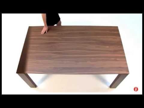 Tavolo Allungabile Omnia By Calligaris Youtube
