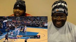 J&B Army Reacts: Phoenix Suns vs Oklahoma City Thunder 12-17-16