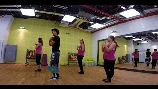PSquare - Collabo ft. Don Jazzy | Zumba Fitness choreography by Moez Saidi