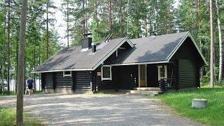 ID 211211 - Небольшой недорогой коттедж в Финляндии в аренду. 4 человека, озеро, сауна, рыбалка.(, 2015-09-02T22:32:18.000Z)