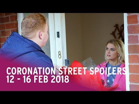 Coronation Street (Corrie) Spoilers: 12-16 February 2018
