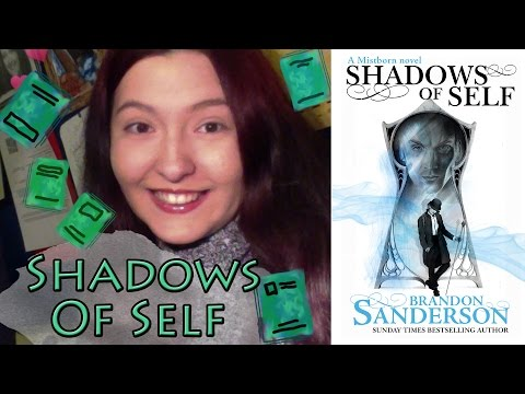 Shadows Of Self (review) by Brandon Sanderson