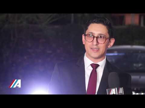 Presentación Chery T8 y entrevista a Fernando Escobar Gte. Cial. Chery Py