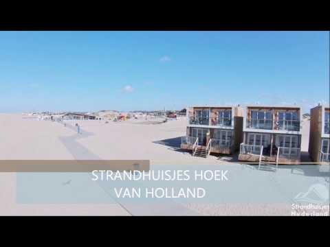 STRANDHUISJES HOEK VAN HOLLAND - door Strandhuisjes Nederland™
