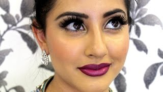 Indian Makeup Tutorial | Guest at an Indian Wedding or Party