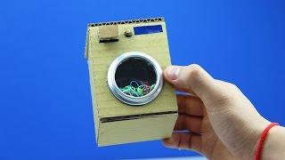DIY Washing Machine - Toy Mini Washer