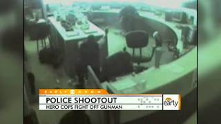 Detroit Hero Cops Talk of Shootout Ordeal