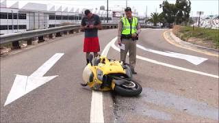 Fatal Motorcycle Accident Near Old Town 7/8/2018
