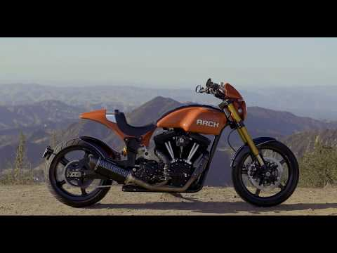 ARCH Motorcycle | A Bespoke Riding Experience