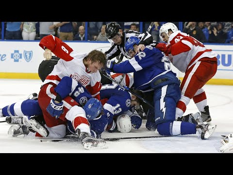 """NHL: Breaking """"The Code""""(The Unwritten Rules Of Fighting)"""