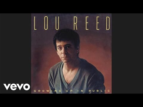 Lou Reed - Think It Over (audio)