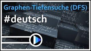 10_Algorithmen&Datenstrukturen || Graphen-Tiefensuche (DFS)