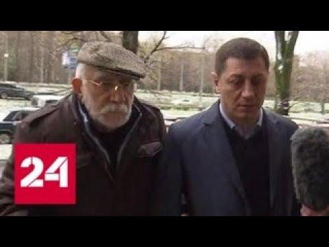 Армен Джигарханян не смог забрать свои документы из квартиры супруги - Россия 24