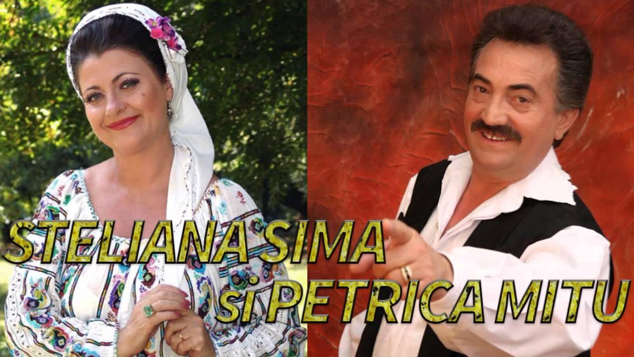 Steliana Sima si Petrica Mitu - Colaj muzica populara romaneasca