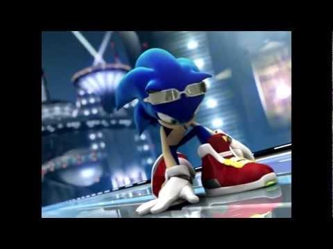 Sonic: Monster By Skillet