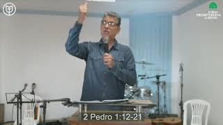 2 Pedro 1:12 21 | Rev. Flauber Ribeiro