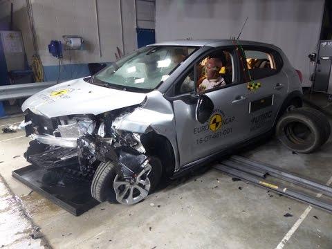 Citroen C3 - 2017 - Crash test Euro NCAP