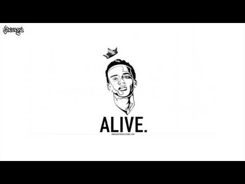 """[FREE] Logic Type Beat Soulful Relaxed Chill Trap Hip Hop Instrumental 2017 / """"ALIVE"""" (Prod. Homage)"""