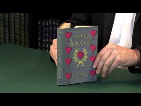 FLEMING, Ian. Casino Royale. 1953. Peter Harrington Rare Books.