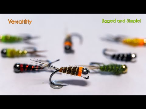 Orange Bead Montana Nymphs Still water Fly Fishing Rainbow Brown Trout Flies