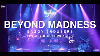 BEYOND MADNESS - BAGGY TROUSERS