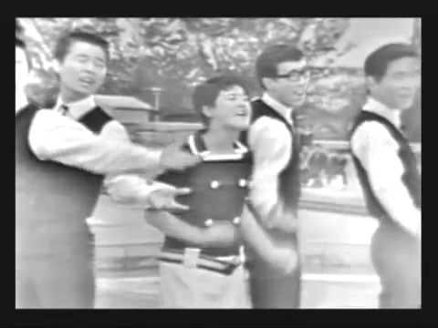 槇みちる & フォー・メイツ ユア・ベイビー 1966