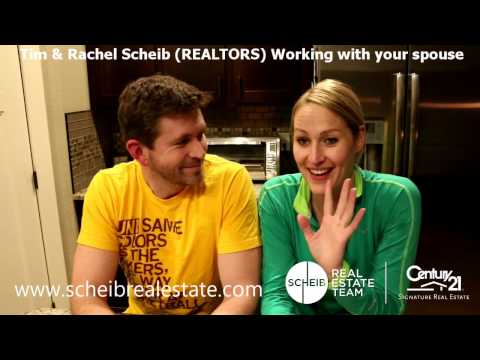 Getting Real with Real Estate Episode #1 Husband and wife and both Realtors