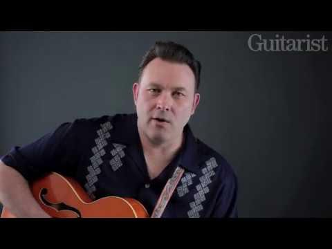 Darrel Higham: Rockabilly Lead Guitar Lesson