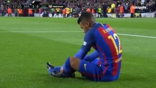 FC Barcelona vs Celta Vigo 5:0 all goals and all Highlights 4.3.2017 (La Liga)