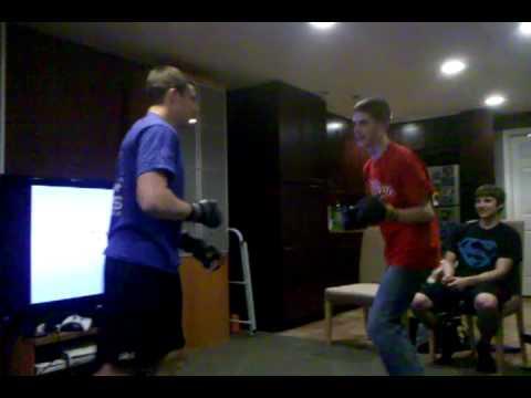 Doyle vs. Denis Round 2