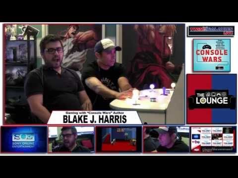 "the-lounge:-gaming-with-""console-wars""-author-blake-harris"