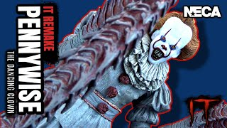 NECA IT 2017 Ultimate Pennywise the Dancing Clown | Video Review